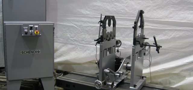 Reconditioned Balancing Machines